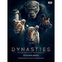 英文原版 BBC 高分纪录片 王朝 画册 Dynasties: The Rise and Fall of Animal