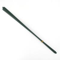 花杆花枝 手工DIY制作纸玫瑰花材料 绿铁丝 绿胶带 胶包铁丝花杆