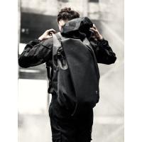时尚潮流背包男大容量电脑包书包大学生运动休闲旅行包双肩包男士