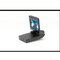 行车记录仪车载高清摄像头108p循环录影监控高清方案 黑色