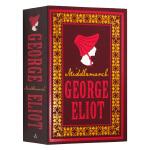德尔马契 英文原版小说 Middlemarch Alma Classics Evergreens 英文版原版书籍 进口