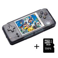 RETRO GAME街机PSP游戏机掌机Q9 GBA NEOGEO可充电FC掌机 标配+8G内存卡 单机标配