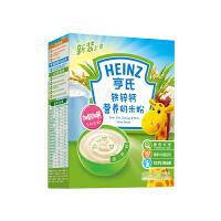 亨氏米粉 铁锌钙营养奶米粉普通装225g 宝宝辅食