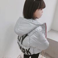 加厚女童棉衣2018新款冬装外套棉袄韩版小童宝宝洋气秋冬儿童