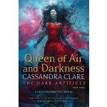 英文原版 Queen of Air and Darkness 圣杯*作者Cassandra Clare新作 The D