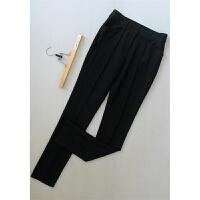 [108-209]新款女士女裤休闲铅笔裤长裤子0.25