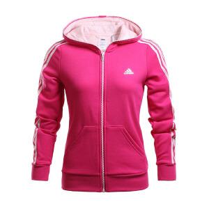 ADIDAS阿迪达斯女装 训练系列针织外套 AJ1237