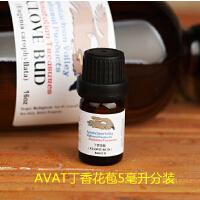丁香花苞单方精油5ML香薰芳疗按摩处理牙痛