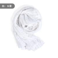 婴儿浴巾纯棉新生儿宝宝柔软吸水加厚秋冬儿童盖毯纱布小孩毛巾被
