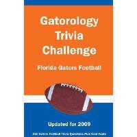【预订】Gatorology Trivia Challenge: Florida Gators Football
