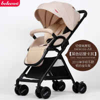 婴儿推车轻便可坐可躺减震伞车高景观折叠BB手a379