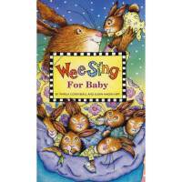 Wee Sing for Baby(With CD)欧美经典儿歌:温馨童谣(附CD)9780843113389