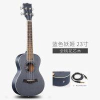 尤克里里23初学者儿童学生男女小吉他乌克丽丽自学乐器a117