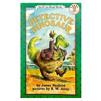 英文原版 Detective Dinosaur [4-8岁]