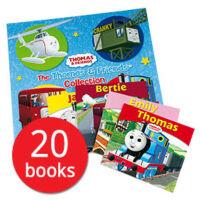 英文原版 托马斯 套装 Thomas Collection: 20 Books