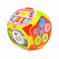 宝丽多功能游戏桌婴儿玩具台儿童玩具1-3岁音乐玩具6个月宝宝