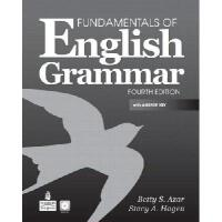 【预订】Fundamentals of English Grammar Student Book W/Audio an