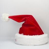 圣诞帽货会唱歌会动的圣诞帽搞笑玩具电动毛绒玩具 圣诞帽