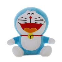 哆啦a梦公仔 毛绒玩具抱枕蓝胖子机器猫布娃娃生日礼物女生