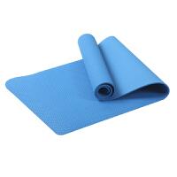 意纳无味瑜伽垫加宽80cm加厚加长愈加健身垫初学防滑瑜珈垫子 6mm(初学者)