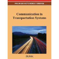【预订】Communication in Transportation Systems