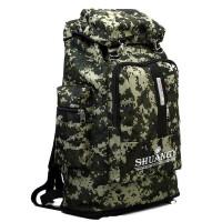 超大户外登山背包男女旅行包出差旅游双肩包军迷彩背囊加大行李包