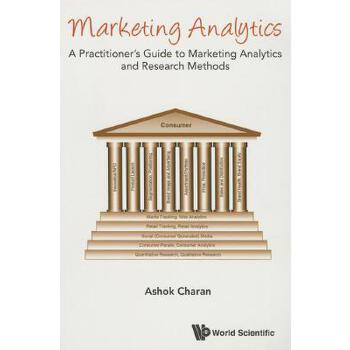 【预订】Marketing Analytics 9789814678575 美国库房发货,通常付款后3-5周到货!