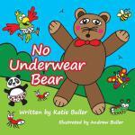 【预订】No Underwear Bear