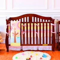 工厂 婴儿床实木 出口美国欧式美式双胞胎宝宝床