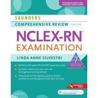 【预订】Saunders Comprehensive Review for the NCLEX-RN? Examina