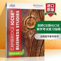 剑桥IGCSE商务研究考试复习指导 英文原版 Cambridge IGCSE Business Studies Rev