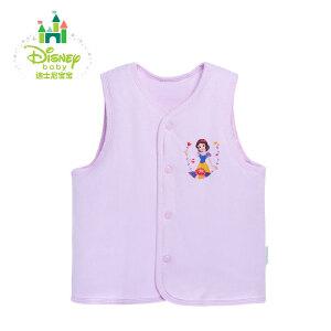 迪士尼Disney童装轻便保暖夹棉马甲秋冬马甲154S700