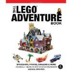 【预订】The Lego Adventure Book, Vol. 2: Spaceships, Pirates, D