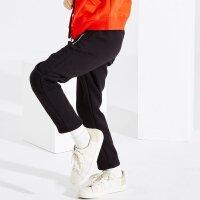 【2件2.5折,叠券价约:34.2】米喜迪mecity童装男童冬装新款加绒加厚儿童休闲裤