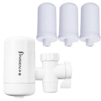家用水龙头过滤器自来水净水器家用厨房前置滤水器