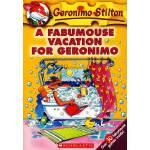 A Fabumouse Vacation for Geronimo(Geronimo Stilton #09)老鼠记者9ISBN9780439559713