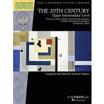 【预订】The 20th Century - Upper Intermediate Level: 23 Piano P