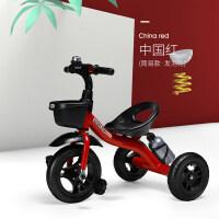 婴幼儿童三轮车脚踏车1-3岁手推车宝宝自行车小孩车子童车脚蹬车