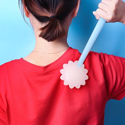 养生拍打棒捶背器按摩锤可爱敲打锤颈部肩敲打神器保健经络拍痧板