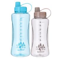 户外水杯便携塑料杯子大码水壶2000ml大容量太空杯运动水瓶