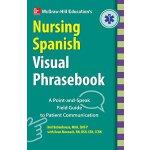 【预订】McGraw-Hill Education's Nursing Spanish Visual Phra