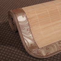 加厚双面折叠竹席凉席1.1米1.35/1.5/1.8m床本色席子定制订做 其它