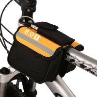 BOI 山地车车梁包上管包自行车山地车车前包车架单车骑行装备配件