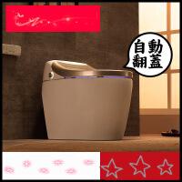 【支持礼品卡】全自动感应翻盖智能马桶一体式家用陶瓷遥控即热电动座坐便器 m6s