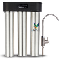 Doulton 道尔顿台下式厨房家用直饮净水器 净水机 F-IS301