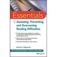 【预订】Essentials of Assessing, Preventing, and Overcoming Rea