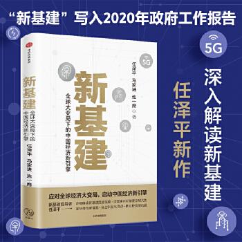 新基建(pdf+txt+epub+azw3+mobi电子书在线阅读下载)