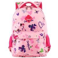 幼儿园女童双肩背包6-12周岁书包小学生女1-3-6年级儿童书包
