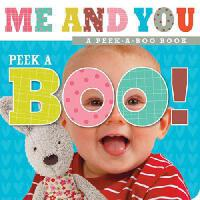 【预订】Peek-A-Boo Baby Me and You
