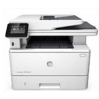 惠普 HP LASERJET PRO MFP M427FDW 黑白激光多功能传真一体机 惠普/HP  M427fdw 自动双面打印 无线直连 彩色触屏 高效便捷